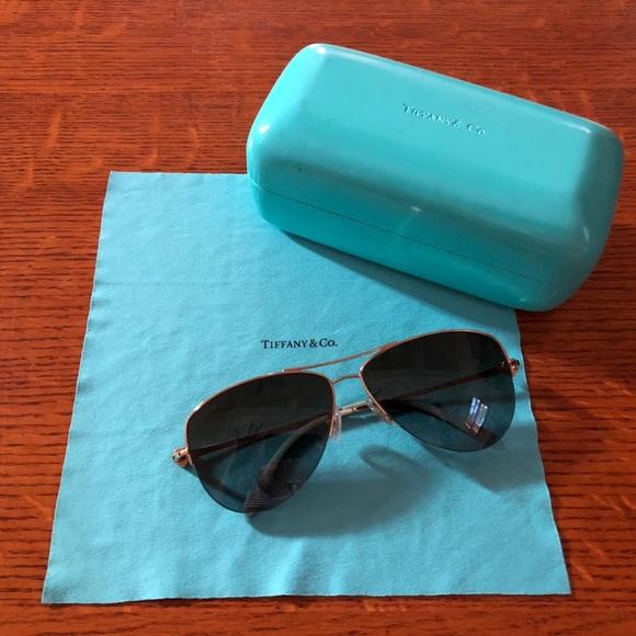 c20d928415b Tiffany   Co. aviator sunglasses. M 5af8d057a6e3eafc70a87969. Other  Accessories ...